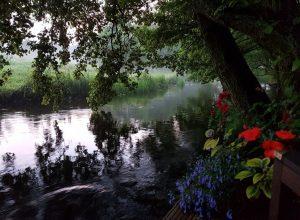 Agroturystyka Piła i okolice - zdjęcie rzeki