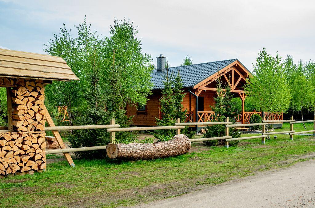 Chata Na Polanie - agroturystyka okolice Piły - zdjęcie